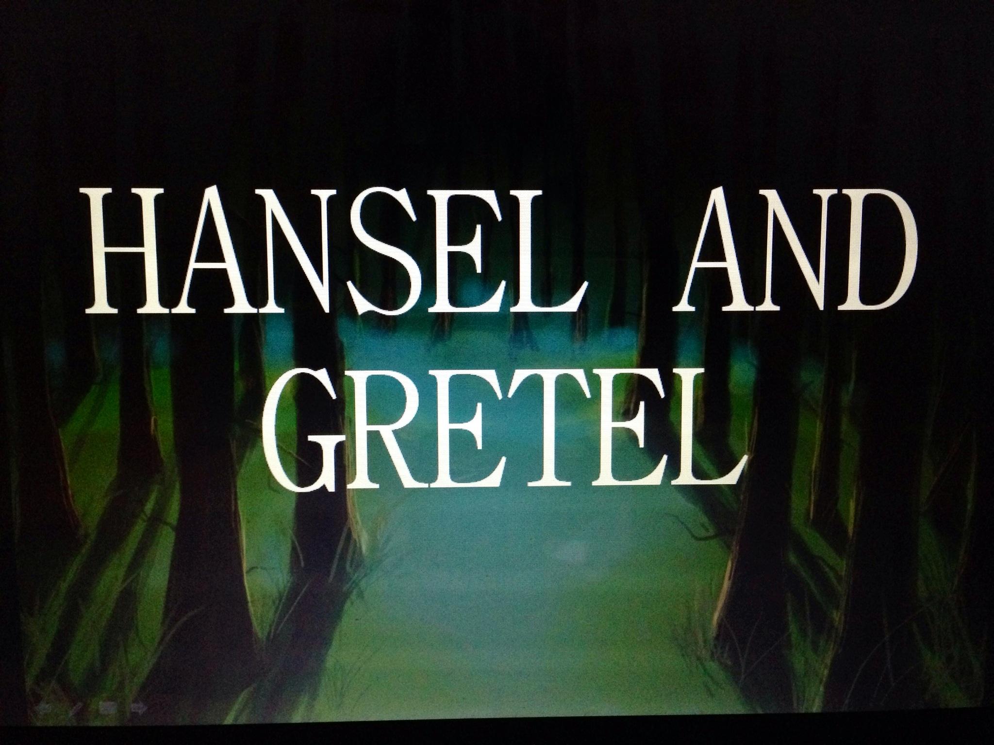 hansel and gretel soundtrack ending relationship